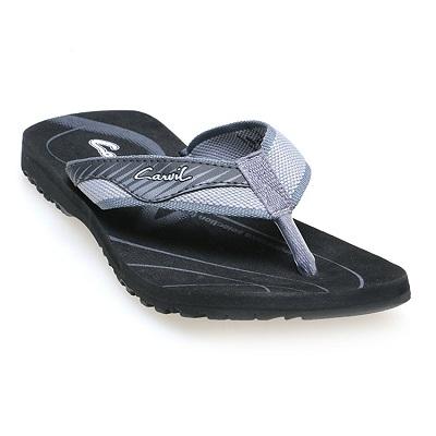 model sandal carvil