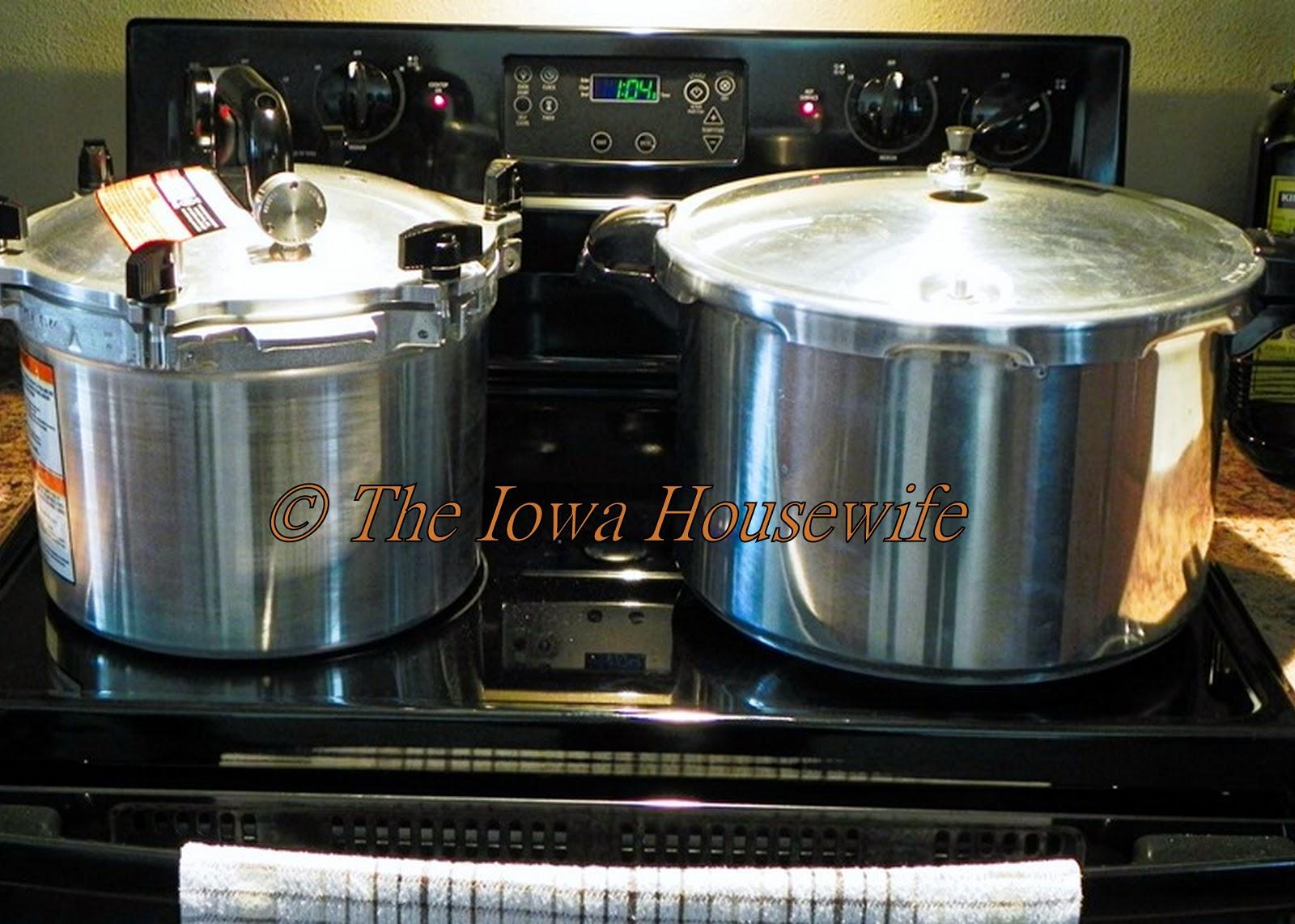 The Iowa Housewife Choosing A Pressure Canner