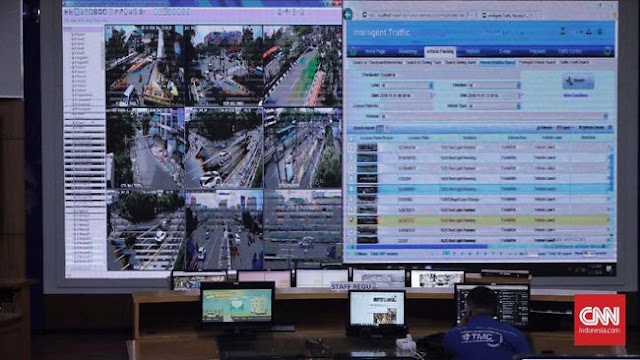Hari Pertama Tilang CCTV, Kendaraan TNI-Polri Ikut Melanggar