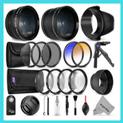 DSLR lens accessories KIT