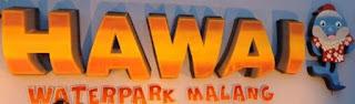 Tiket Masuk Hawai Water Park Malang
