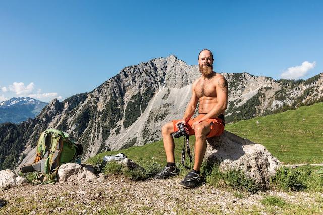 Karwendel mit dem Mountainbike Touren