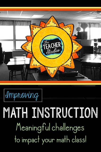 Improving math instruction with growth mindset, accountable math talk, problem solving and more.  Third grade math, fourth grade math, fifth grade math, math printables, math lesson plans, math activities