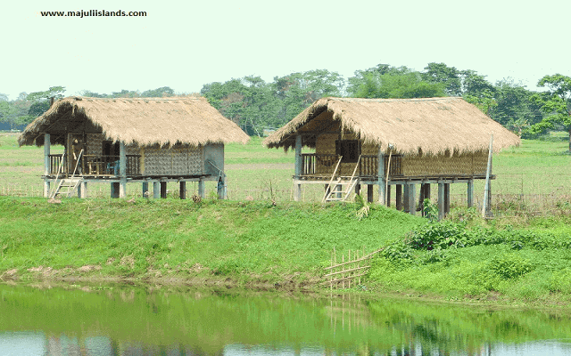 Where To Stay In Majuli, The Accommodation Options In Majuli