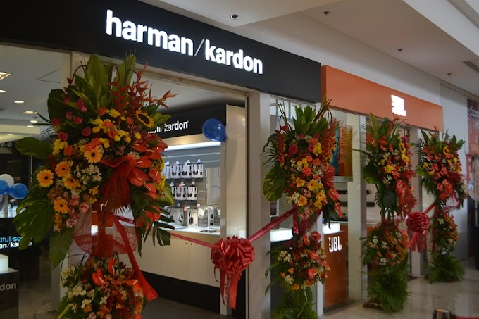 JBL / Harman Kardon opens new store in Ayala Fairview Terraces