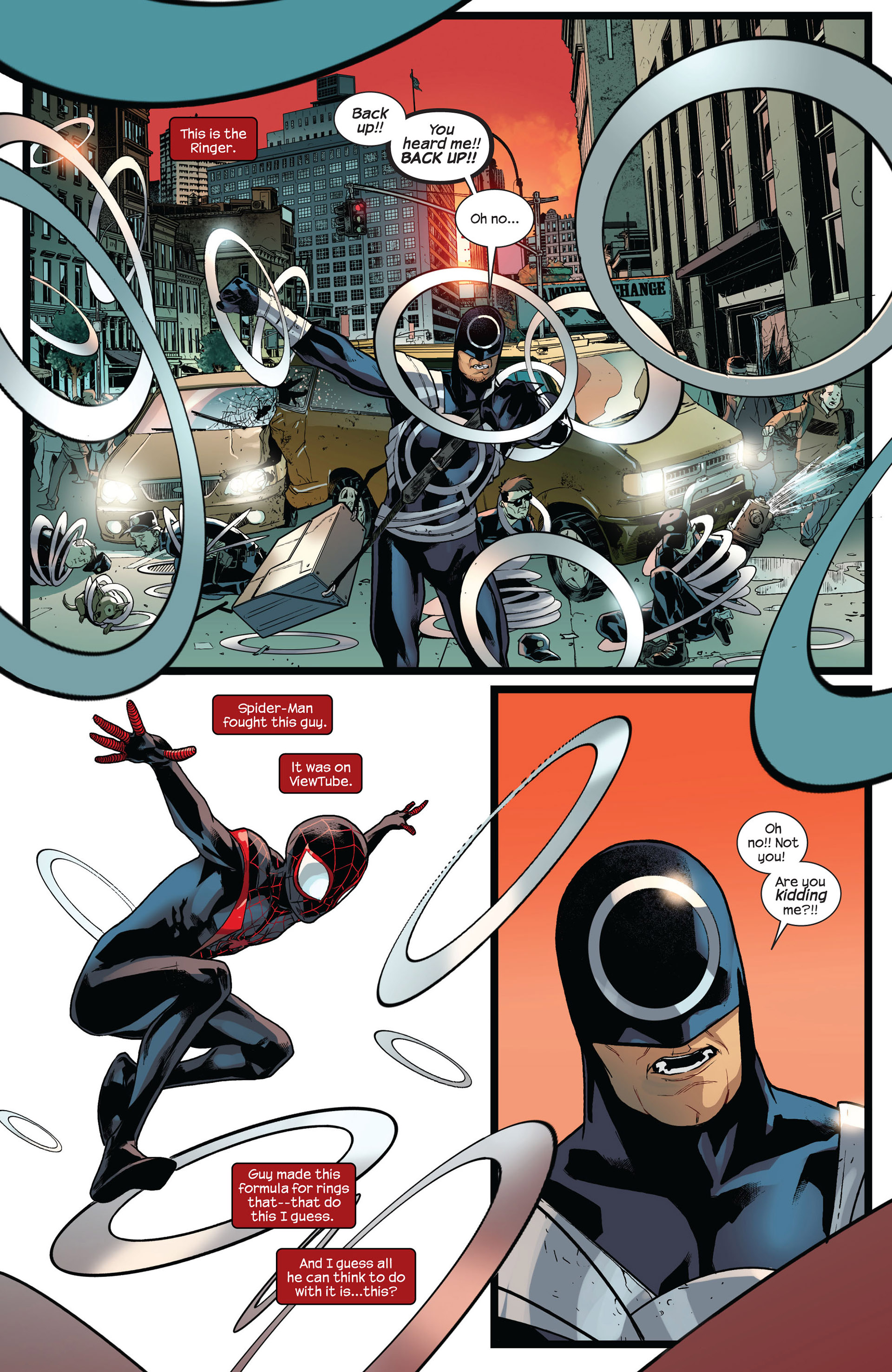 Read online Ultimate Comics Spider-Man (2011) comic -  Issue #8 - 18