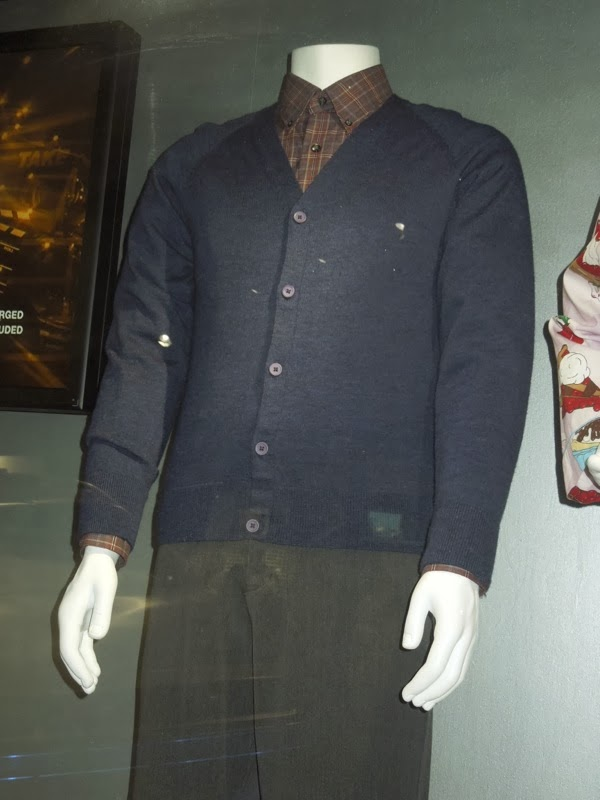 Zachary Quinto Sylar Heroes outfit