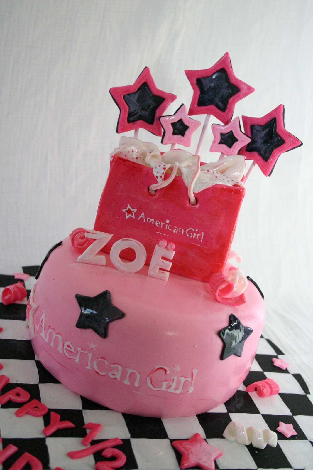 Picture Perfect Cakes American Girl