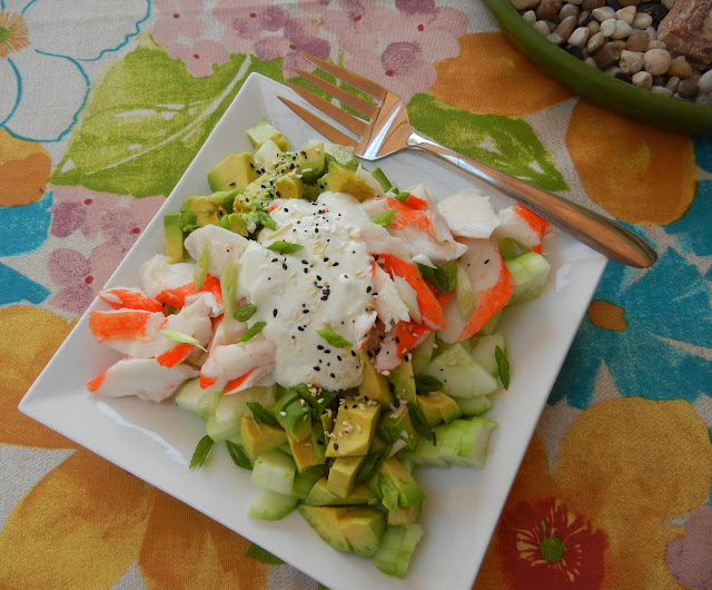Sushi No Rice Riceless Salads Low Carb