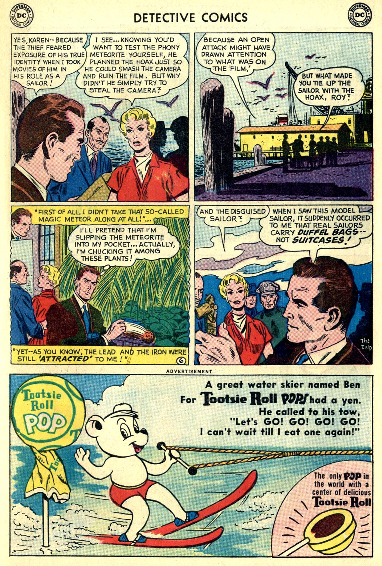 Detective Comics (1937) 269 Page 22