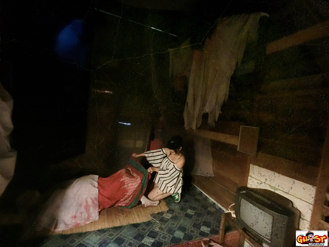 Ghost Museum @Penang : Pontianak Ghost