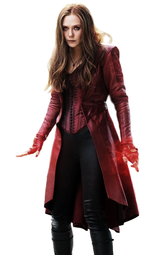 PNG Feiticeira Escarlate (Scarlet Witch, Avengers, Civil ...