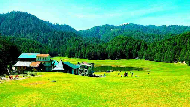 Lake-in-khajjiar