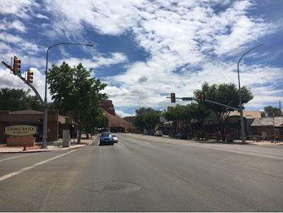 Roadtrip USA - on the road again - kanab
