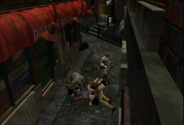 Resident Evil 3 Nemesis PC Download Photo