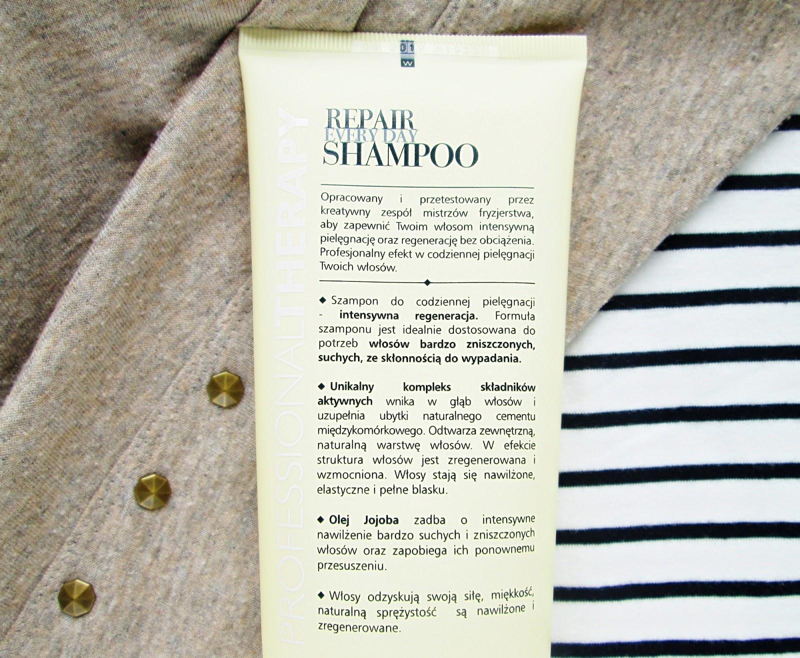 L'biotica Repair Every Day szampon