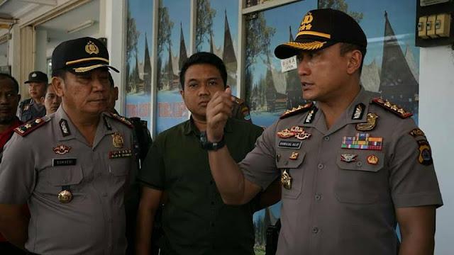 Kapolresta Tangerang Pimpin Penyegalan Café