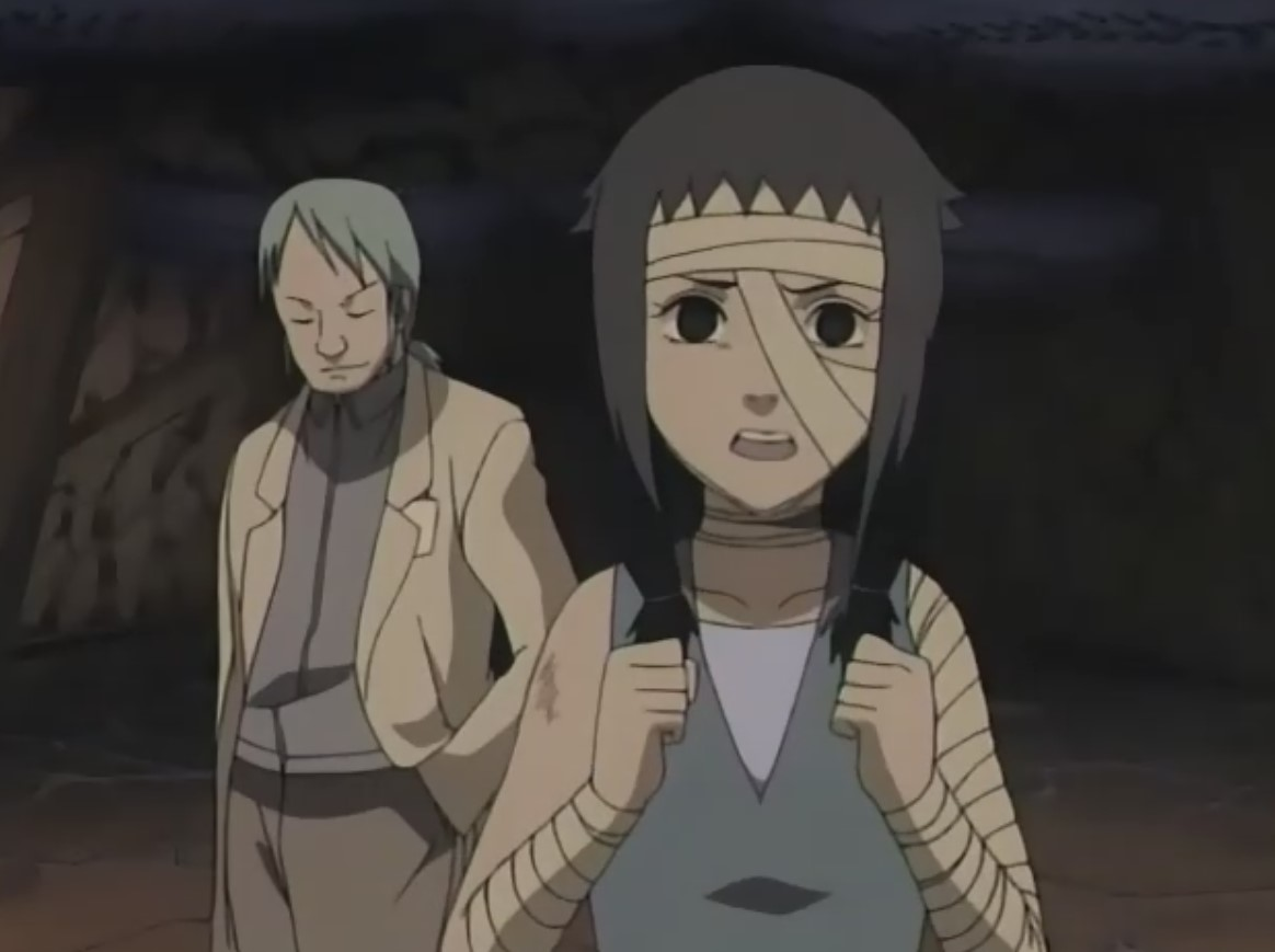 Naruto Episodio 171