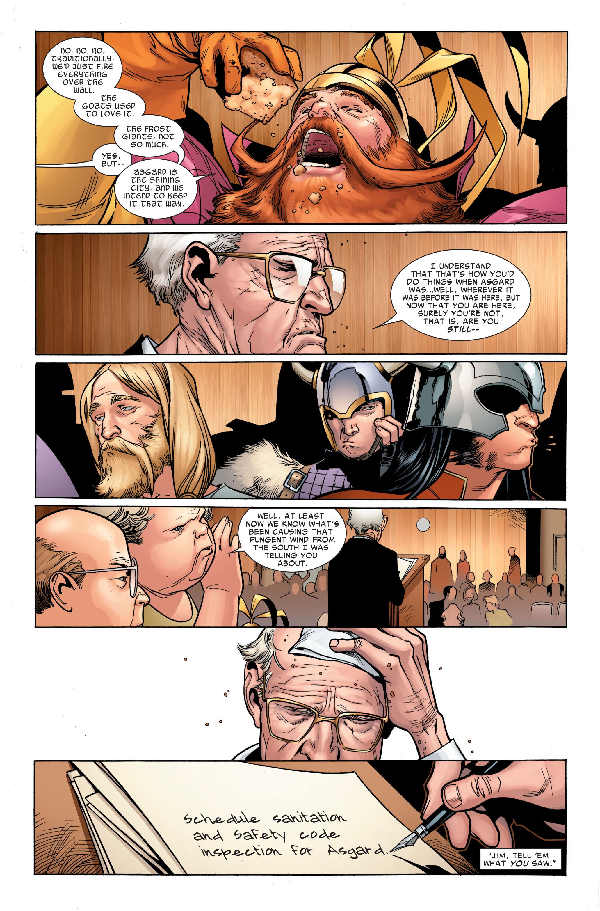 Thor (2007) Issue #6 #6 - English 4