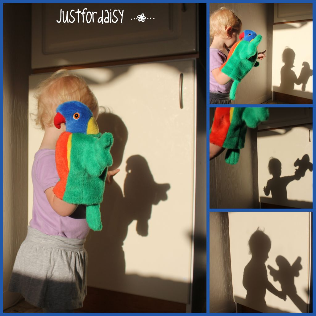 Justfordaisy Silhouette And Shadow Play