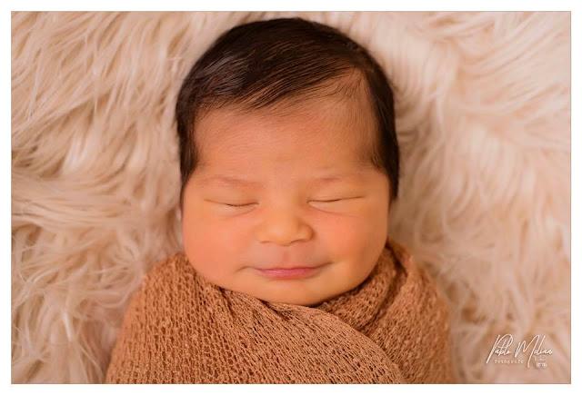 fotografo de bebés recién nacidos en Tenerife