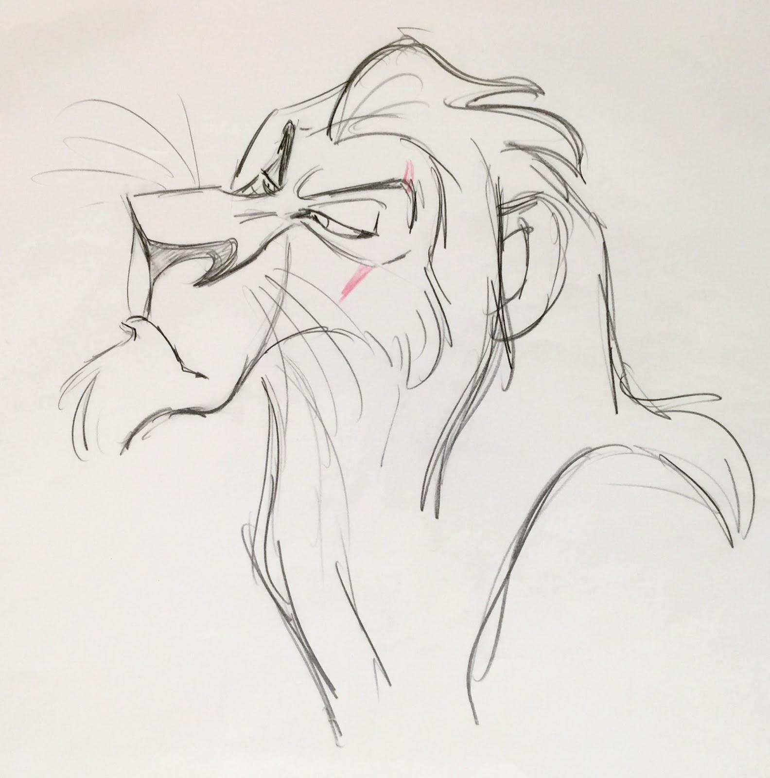 Картинки с персонажами из мультфильма король лев.