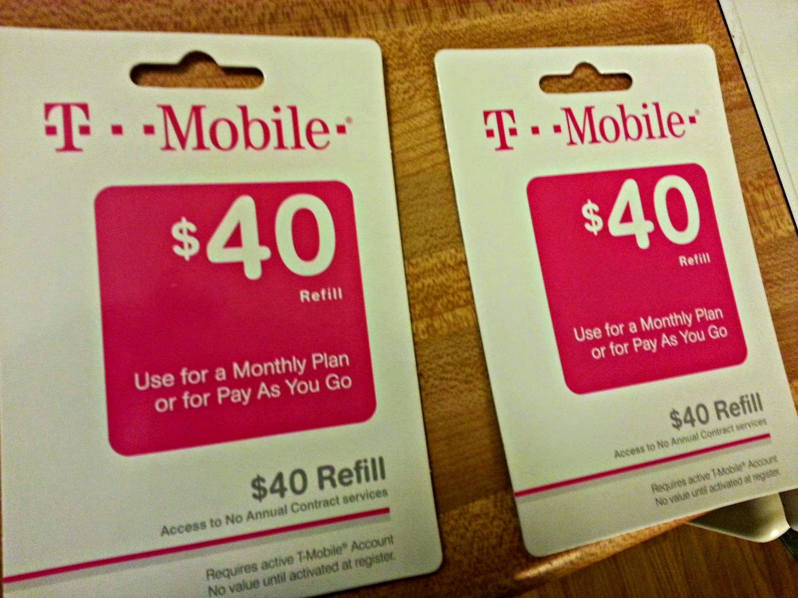 Keeping up with entertainment is easy with T-Mobile's Simply