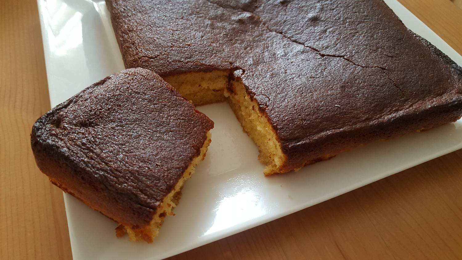 how to make cake with condensed milk