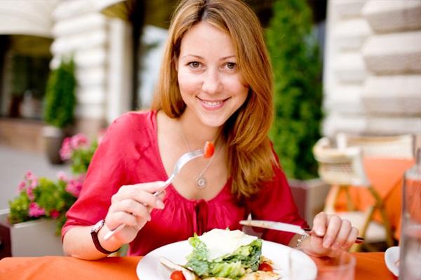 Makan sehat ala chef cantik