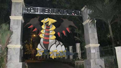 11 Tempat Lokasi Pokemon Legendaris Di Indonesia, Penggila Pokemon Go Wajib Tau Nih!