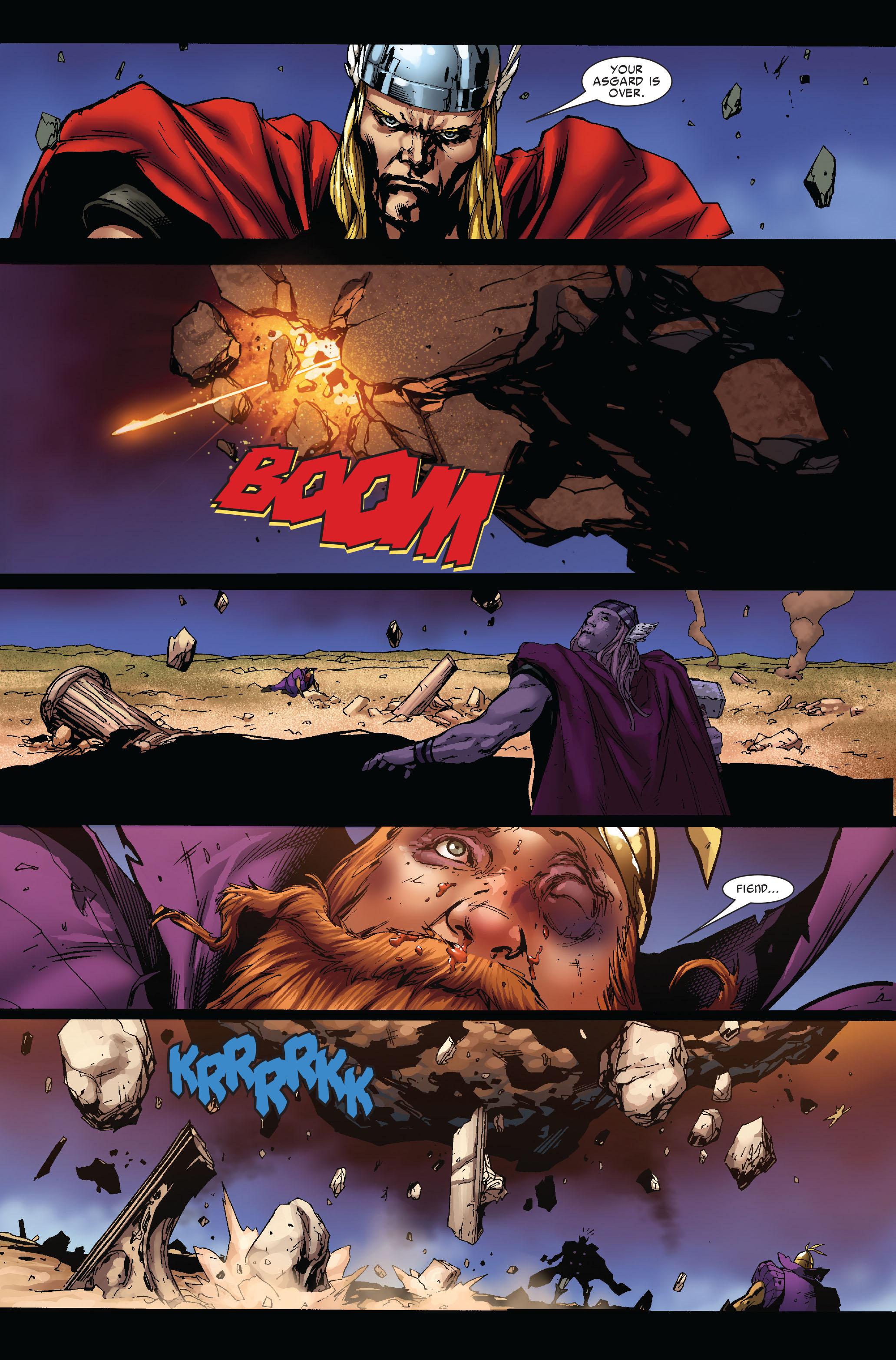 Thor (2007) Issue #608 #21 - English 23