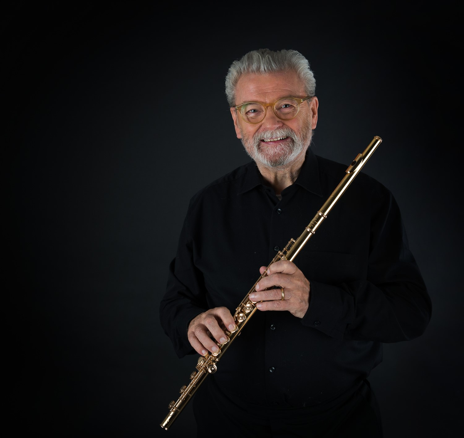 An Evening with Sir James Galway and the Ulster Orchestra - Macmillan Media
