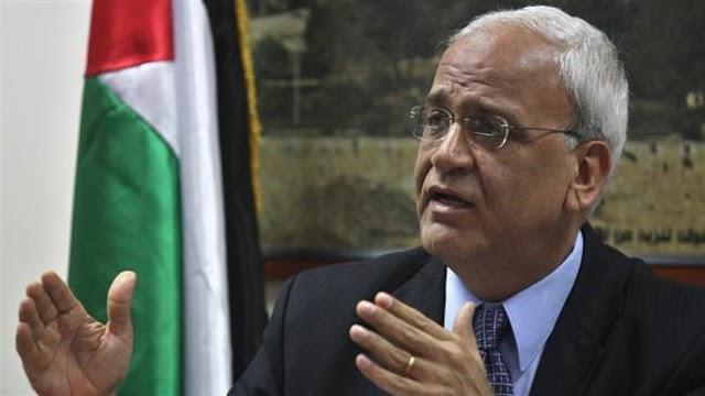 Palestine Liberation Organization head calls on ICC to investigate Israel settlement activities