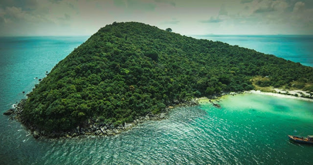 Mũi Ông Đội: dấu ấn tiếp theo của Bill Bensley ở đảo Ngọc