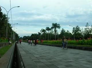 Taman Tegalega - Astana Anyar Bandung
