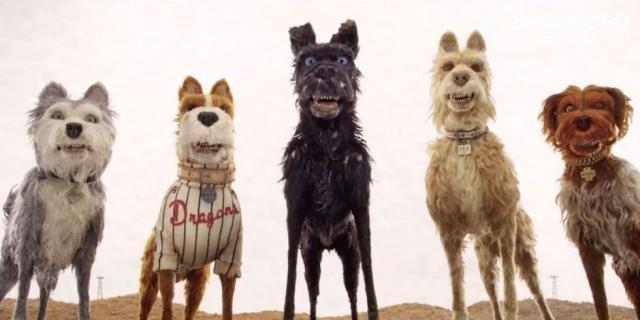 Hình ảnh Đảo Của Những Chú Chó