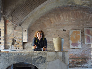 turismo roma ostia arqueologia restaurante - Termas de Caracalla