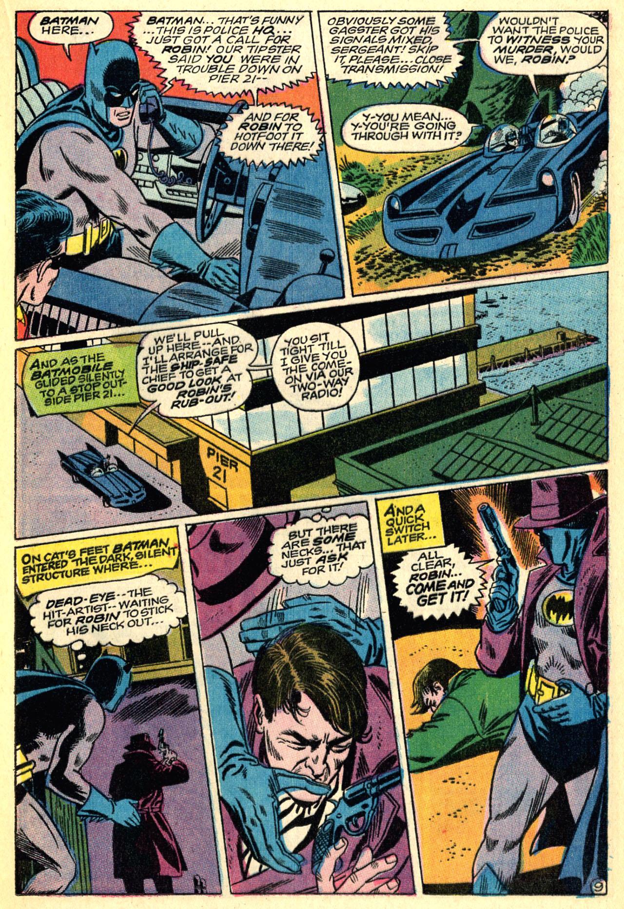 Detective Comics (1937) 381 Page 12