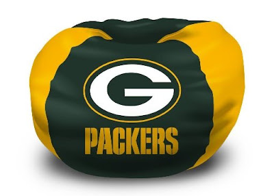 Win a FREE Greenbay Packers Bean Bag