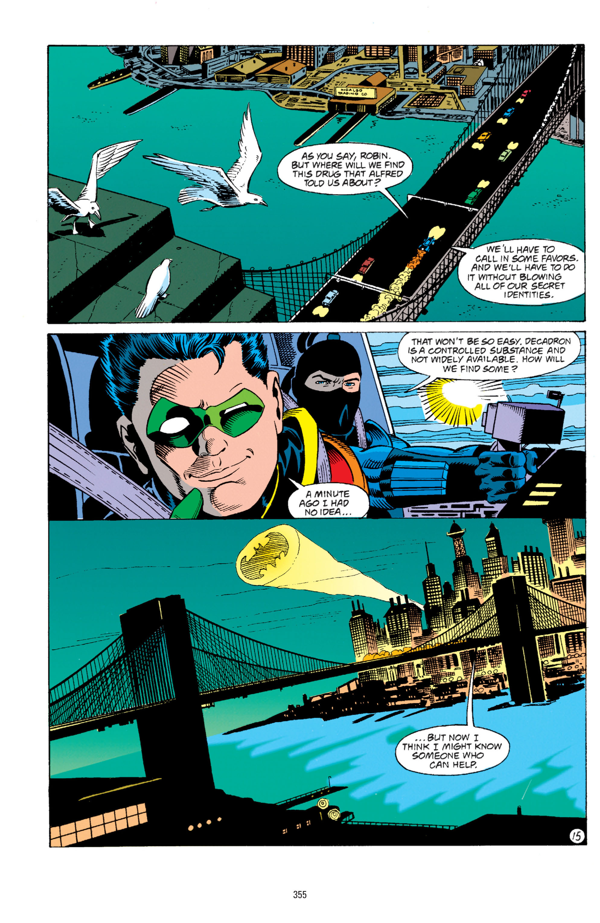 Detective Comics (1937) 664 Page 15