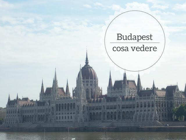 10 cose da vedere a Budapest. Il Parlamento