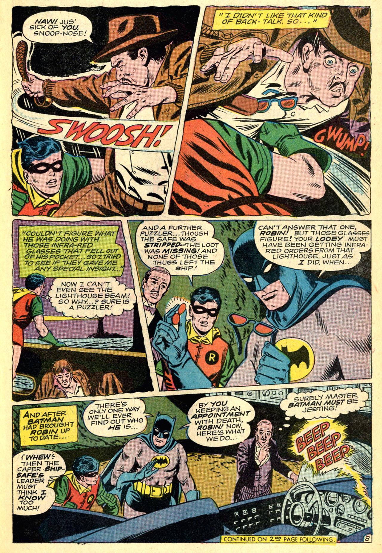 Detective Comics (1937) 381 Page 10