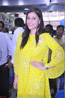 Mannara Chopra Looks Cute in Yellow Salwar Suit ~  Exclusive 30.JPG