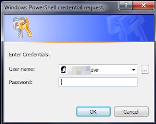 CredsLeaker - Ferramenta para exibir uma caixa de credenciais Powershell