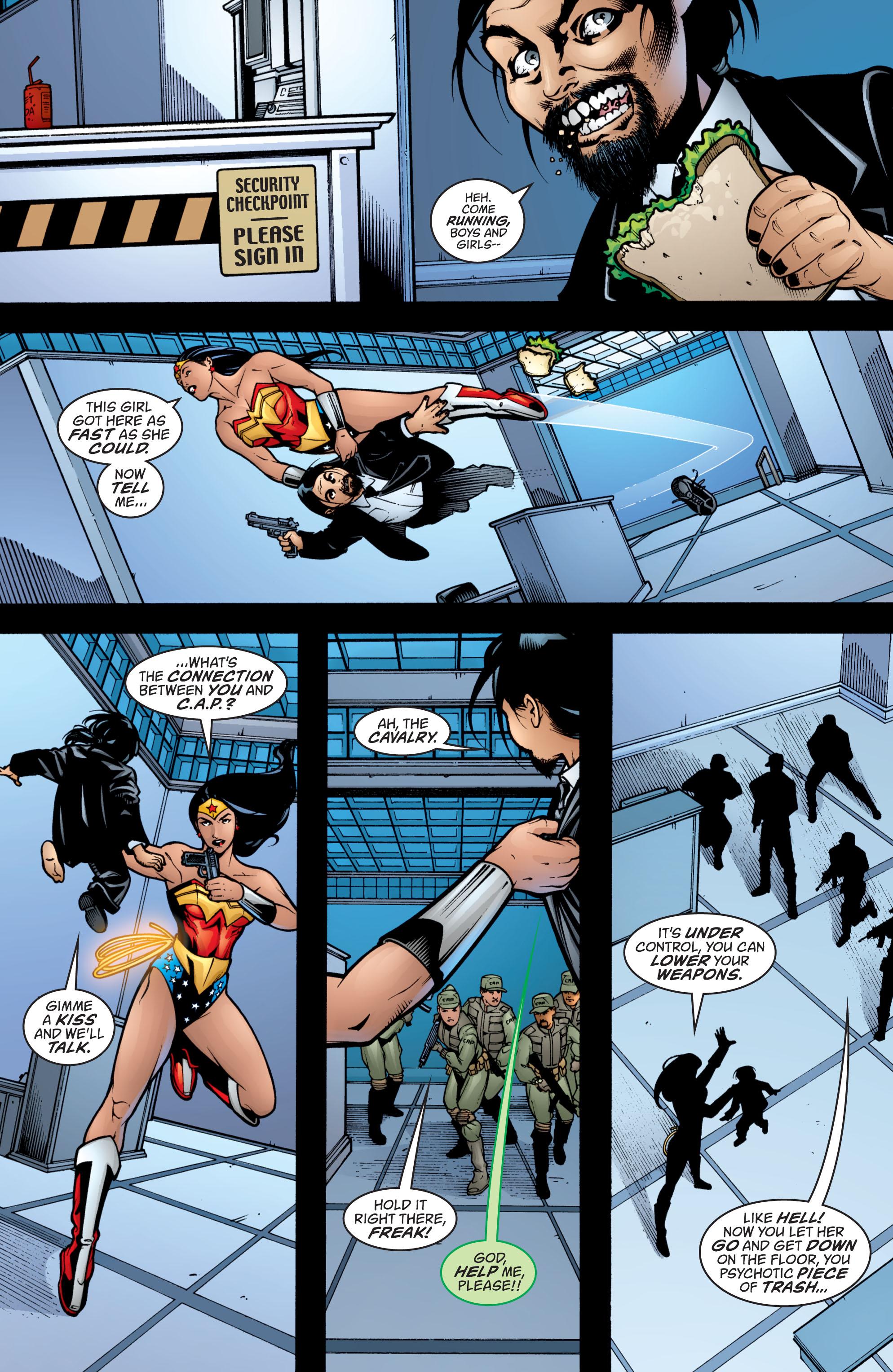 Read online Wonder Woman (1987) comic -  Issue #205 - 14