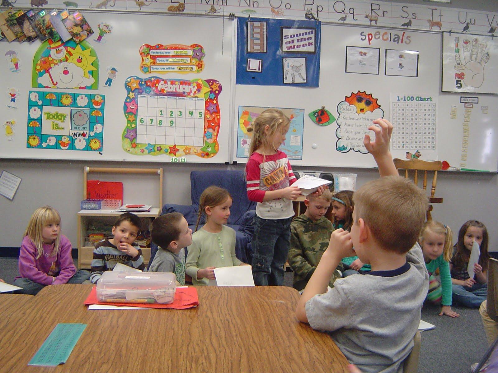 Mrs T S First Grade Class Math Riddles