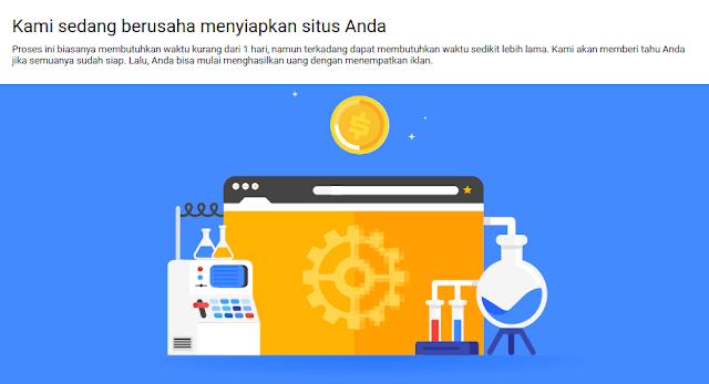 Apa Yang Harus Dilakukan Selama Peninjauan Blog Oleh Google Adsense?