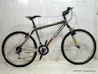 Sepeda Gunung Genio Relax 21 Speed Shimano 26 Inci