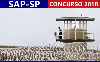 Apostila Concurso SAP-SP 2018