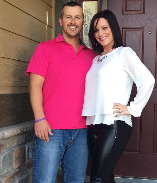 Chris Watts declaró que mató a su esposa después de verla estrangular a sus hijas por el monitor de bebé